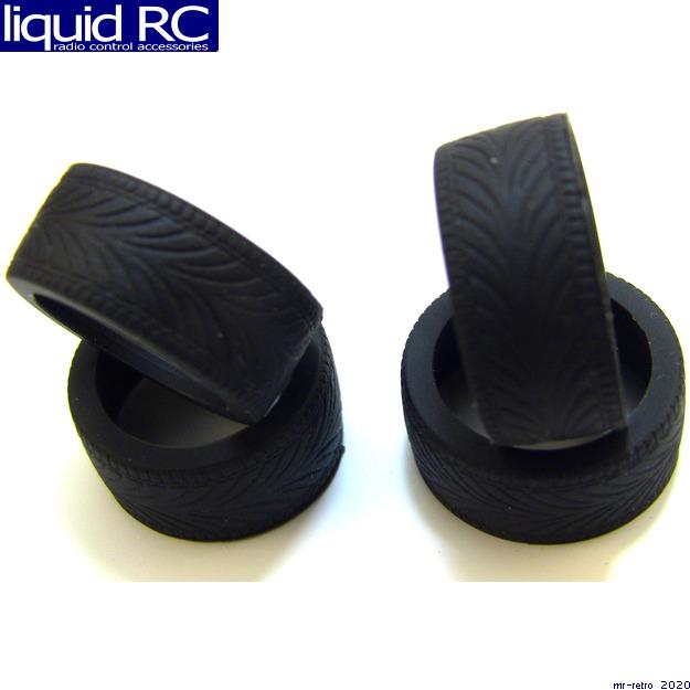 Hot Racing RST883G20 HPI Rs32 Tiger Stripe Radial Tires 20deg