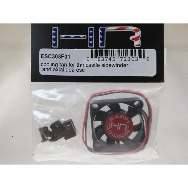 Hot Racing ESC303F01 Cooling Fan CSE Sidewinder SV3 ESC