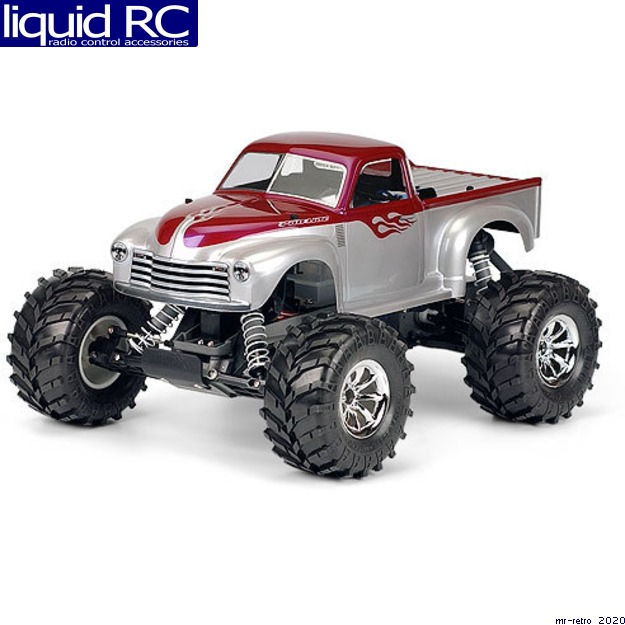 Pro-Line 3255-00 Clear Clear Clear Body Shell Early 50s Chevy Stampede 0fb79e